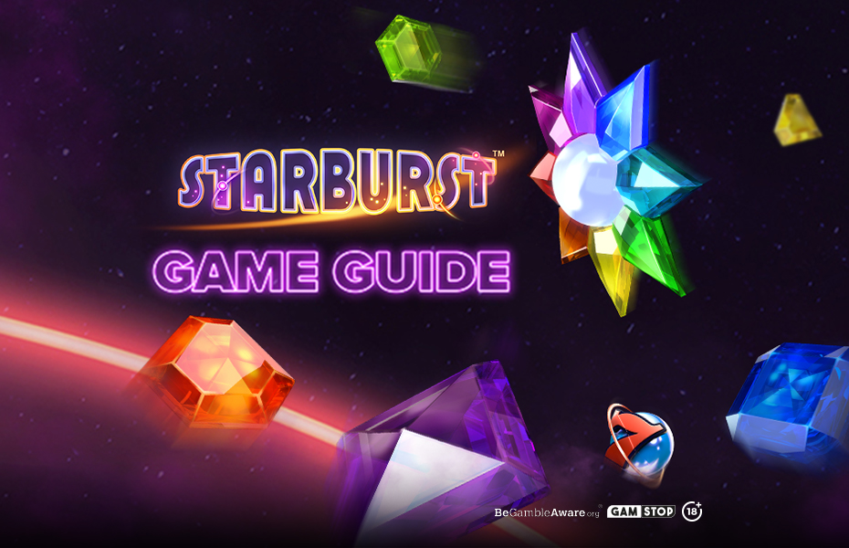 How To Play Starburst Slot