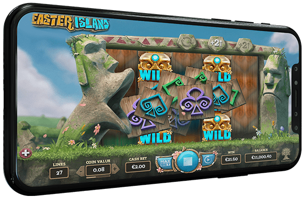 Easter Island Online Slot UK