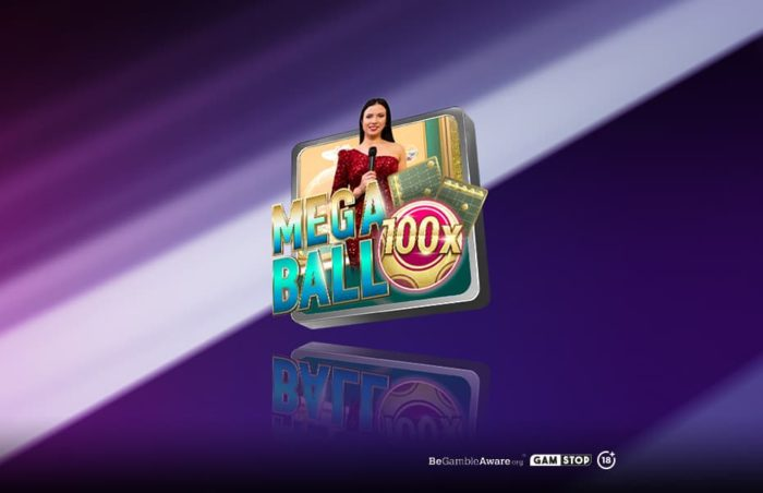 Play Mega Ball Live Casino Game At LiveRoulette