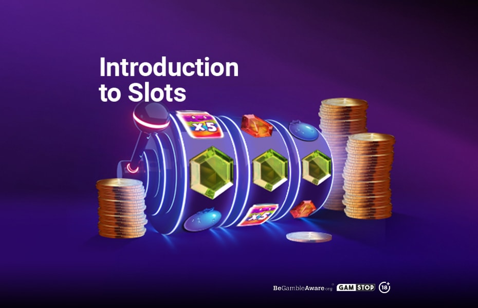 Introduction to Online Slots Blog Banner