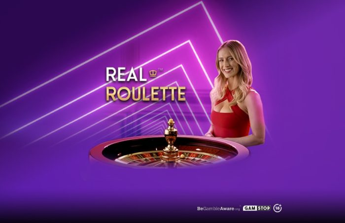 Real Dealer Online Roulette