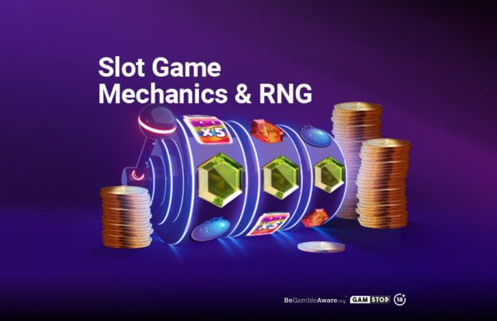 Slot Game Mechanics RNG